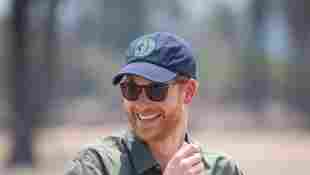 """Prince Harry says his biggest wish was to """"work as a tour guide and be himself"""""""