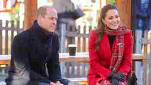 Prince William And Duchess Kate Encourage Getting Vaccinated