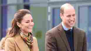 Prince William And Duchess Kate Show Support For Paralympians