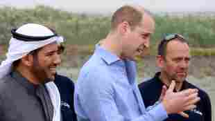 Prince William reveals that him and his family have gone plastic-free!