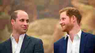 Príncipe William y Príncipe Harry 2018 Aniversario de la Princesa Diana