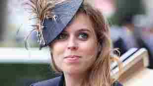 Princess Beatrice Goes Makeup-Free As She Announces Oscar's Book Prize Winner - Watch The Video Here