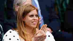 Princess Beatrice Shares Excitement About Judging Art Competition