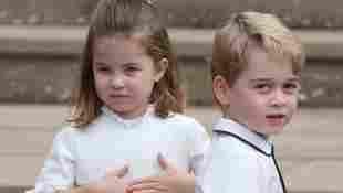 Princess Charlotte made history at just two years old!