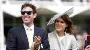 Princess Eugenie And Jack Brooksbank Step Out For Book Launch