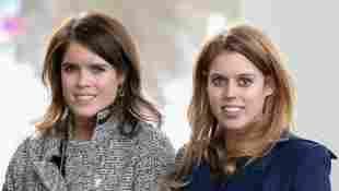 Princess Eugenie Congratulates Princess Beatrice On Giving Birth