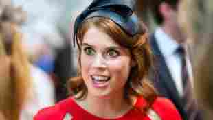 Princess Eugenie Reads Christmas Book For Virtual Charity Event