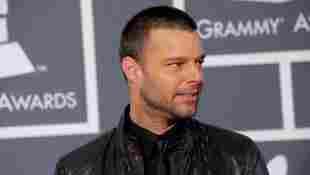 Ricky Martin en los Grammys de 2010