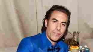 Sacha Baron Cohen Makes Incredible Donation To 'Borat' Breakout Star