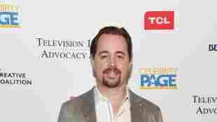 Sean Murray arrives at 2018 Television Advocacy Awards Benefiting The Creative Coalition at the Sofitel Los Angeles at Beverly Hills on September 15, 2018 in Los Angeles, California