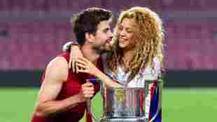Shakira and Gerard Piqué's Love Story