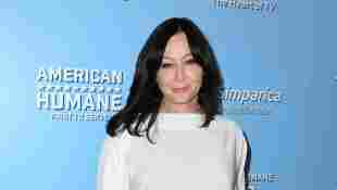"""Shannen Doherty says it's an """"understatement"""" that she's stressed about her stage 4 cancer diagnosis"""