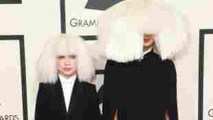 """Sia Reveals That She Felt An """"Extreme Desire"""" To Protect Maddie Ziegler"""