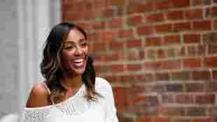 Tayshia Adams Says She Almost Spoiled 'The Bachelorette'