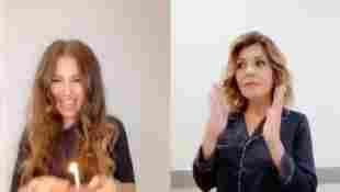 Thalía e Itatí Cantoral