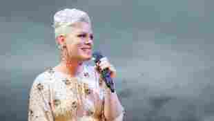 Through The Years With Singer P!nk