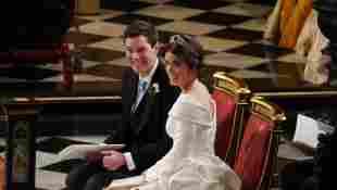 Zac Posen Shares Beautiful New Photo From Princess Eugenie's Wedding Day