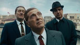 2020 Oscars Preview: Martin Scorsese's 'The Irishman' With Robert De Niro