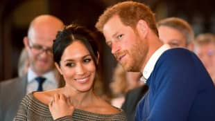 7 Times Prince Harry and Duchess Meghan Broke The Royal Rules