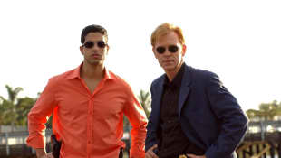 Adam Rodriguez and David Caruso