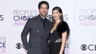 Adam Rodriguez y Grace Gail