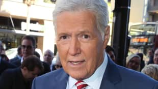 """'Alex Trebek Offers Update On His Cancer Battle: """"With A Positive Attitude, Anything Is Possible"""""""