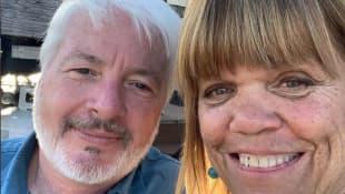 Amy Roloff and Chris Marek