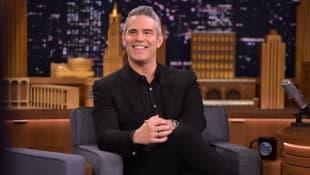 'Andy Cohen To Resume His Talk Show At Home Following Coronavirus Diagnosis