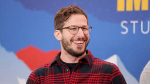 Andy Samberg of The Lonely Island