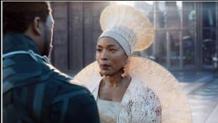 Angela Bassett in 'Black Panther'