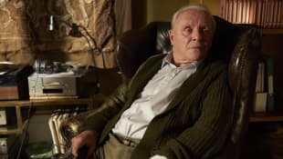 Anthony Hopkins's Oscar Nomination For The Father Academy Awards 2021 movie film actor ALLVIPP Celebrity Corner With Sarah