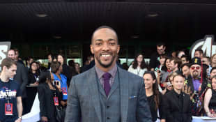 "Anthony Mackie Calls Marvel ""Racist"" For Hiring Black Staff On Only 'Black Panther'"
