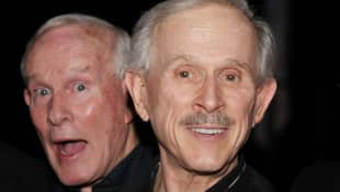 Tom and Dick Smothers