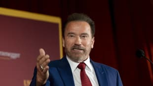 Arnold Schwarzenegger's Message On Capitol Riots, Nazis, Trump