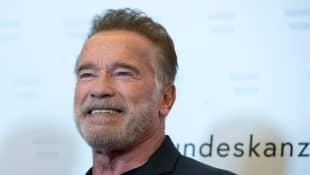 Arnold Schwarzenegger Greets Son Joseph Baena On His 23rd Birthday age 2020