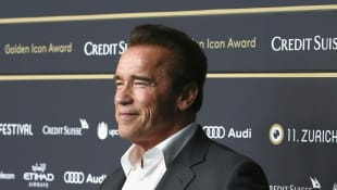 Arnold Schwarzenegger talks about possibility of starring in a film with Chris Pratt