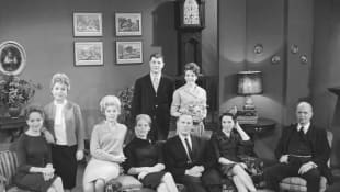 The Cast Of 'As The World Turns' 1962