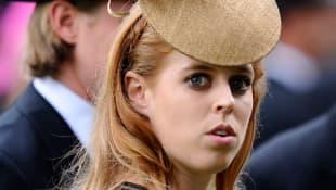 Princesa Beatriz ladie