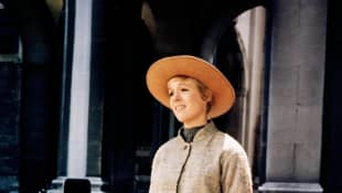 Julie Andrews 'La novicia rebelde' 1965