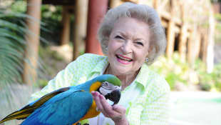 """'Betty White Is """"Doing Very Well"""" at Age 98 In Lockdown During COVID-19 Pandemic, Says Rep"""