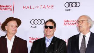 Bill Murray and Dan Akroyd