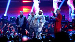 Black Eyed Peas y J Balvin
