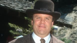 "Bonanza: The Return: cast Dirk Blocker Dan Blocker Son Of ""Hoss Cartwright"""
