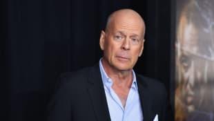 Bruce Willis: Declaración después de ser fotografiado sin máscara