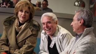 Enrique Guzmán, César Costa y Angélica María
