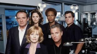 'CSI' Cast