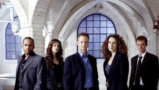'CSI: NY' cast