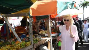 Camilla Passes On Strange Food Habit To George and Charlotte