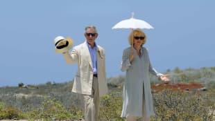 Príncipe Carlos y Camila de Cornualles