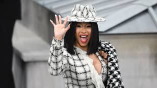 Cardi B Is Revealed To Be Named Billboard's Woman Of The Year 2020